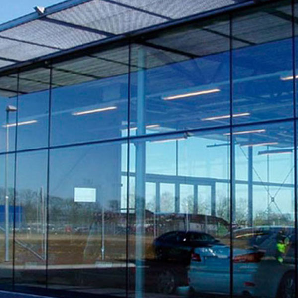 Structural Sealant Glazing System : Welcome to r b glass industries